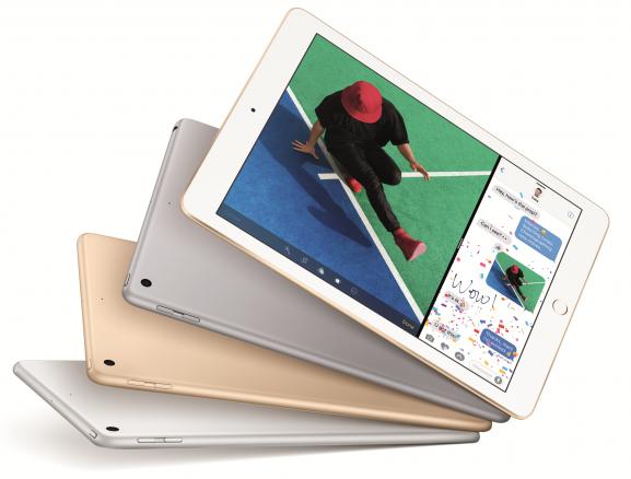 Das Apple iPad mit 128 GB Speicher.