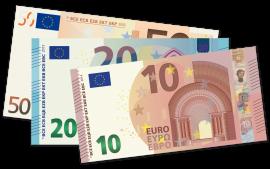 Barprämie 80 €
