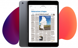 Digital-Paket + iPad 128 GB