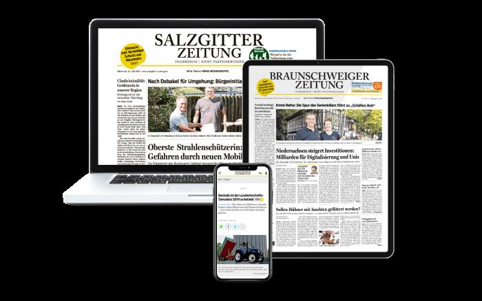 Braunschweiger Zeitung Digital-Paket