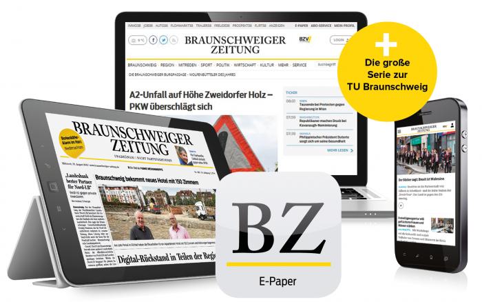 Das Digital-Paket der Braunschweiger Zeitung