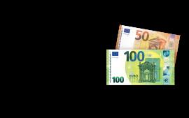 150 Euro für Sie. Ein neuer Leser für uns.
